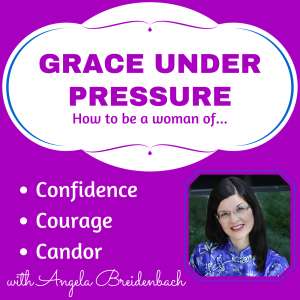 Grace Under Pressure Podcast coming soon...