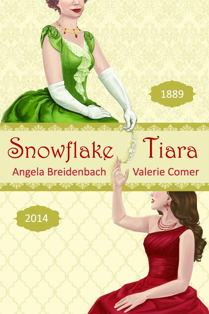 Snowflake Tiara (paperback)