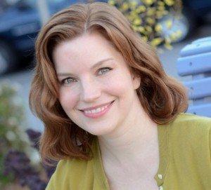 Actress Elizabeth Diane Wells
