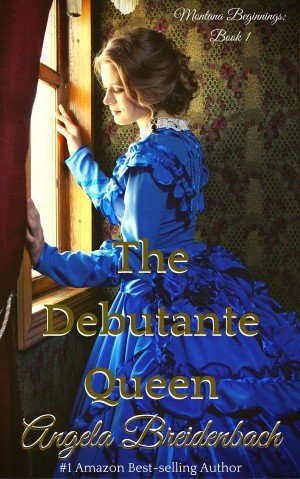 The Debutante Queen on Kindle (also available on Audible.)