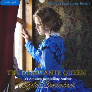 Excited to share the new audiobook of The Debutante Queen is live!