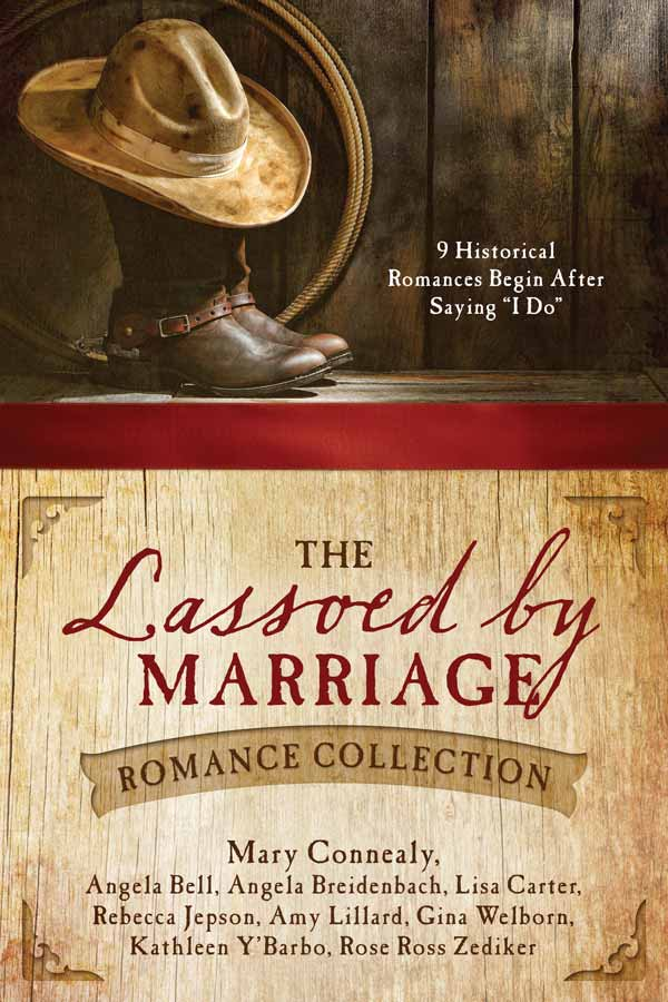 Lassoed by Marriage is on pre-order