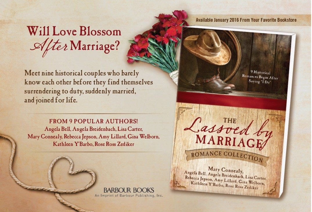 Lassoed by Marriage Google Hangout ~ live ~ Author Event!