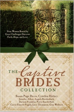 "The Captive Brides Romance Collection including ""Hist Indentured Bride"" by Angela Breidenbach"