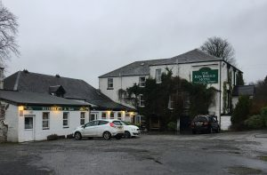 Ken Bridge Hotel Restaurant and Bar in Galloway Scotland