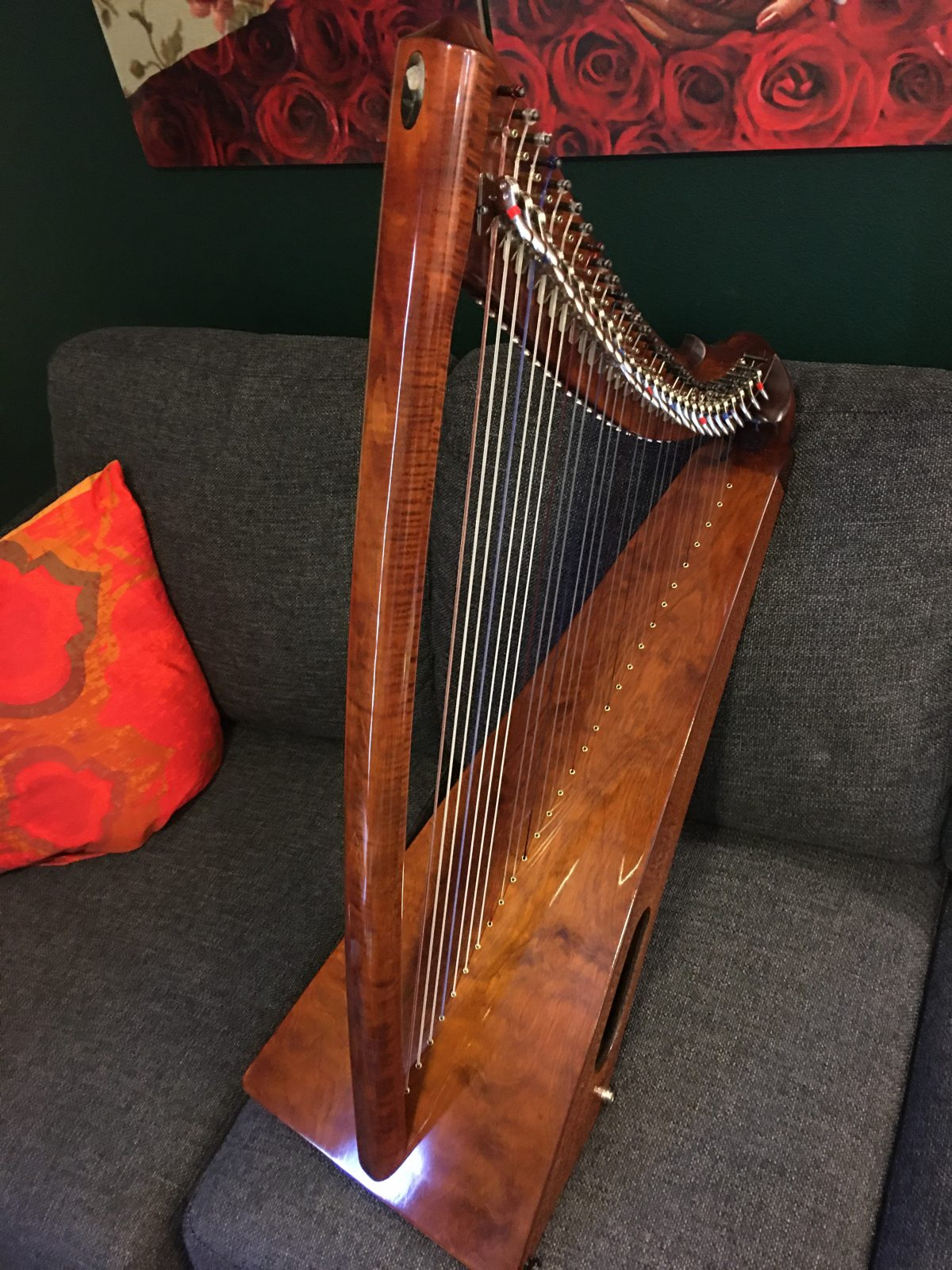 Harp Naming Contest Winners!