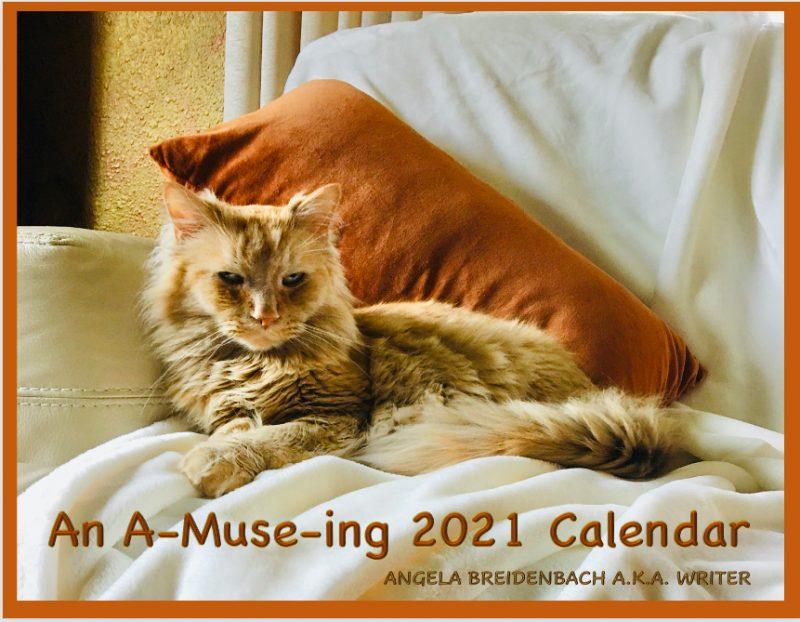 An A-Muse-ing 2021 Calendar