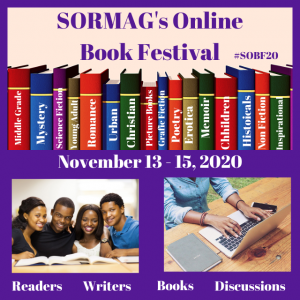 Join the Sormag online book festival