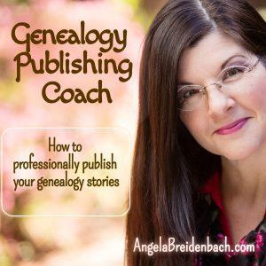 Genealogy Publishing Coach